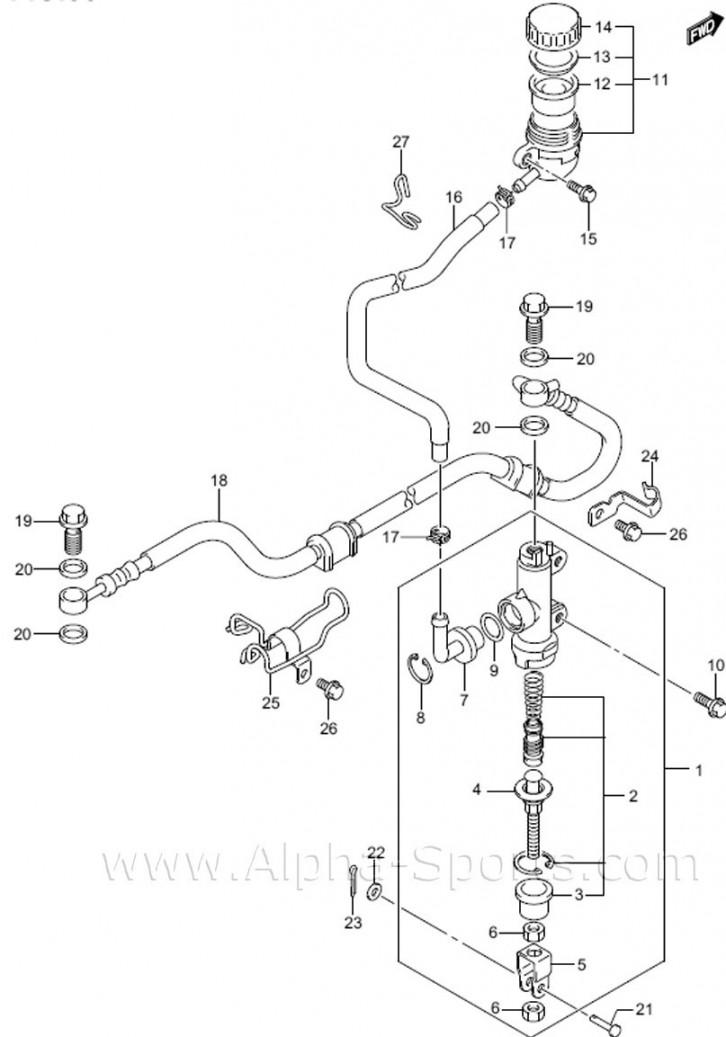 Sistem Franare Spate