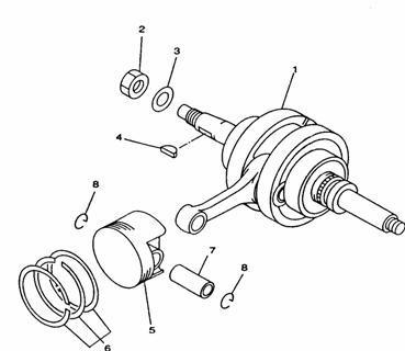 Piston Segmenti Ambielaj