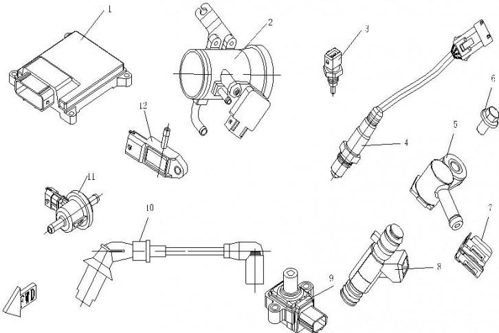 Sistemul De Injectie