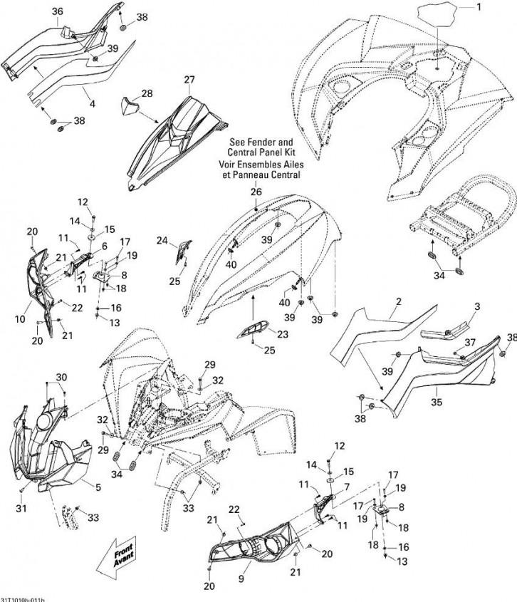 Elemente Caroserie