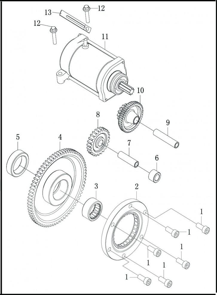Pornire Motor