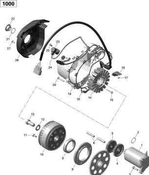 Generator Si Demaror 650 W