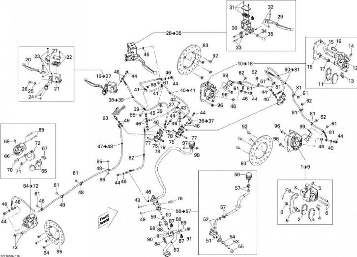 Sistem Franare Model Europa
