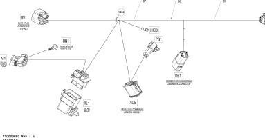 Cablaj Electric Compresor