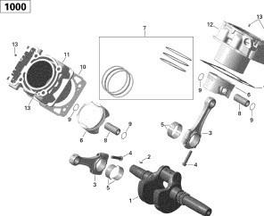 Ambielaj Si Set Motor